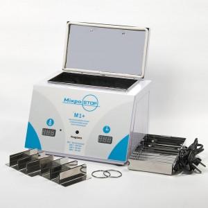 Microstop-M1 dry-frying cupboard