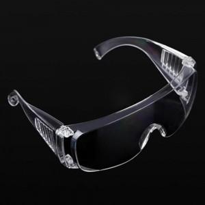 Защитные очки рабочие анти-химические всплески, экономичные, прозрачные линзы, защита глаз, от химии, дыма, пыли