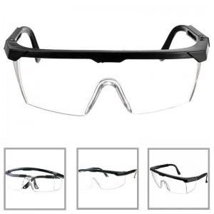 Защитные очки, прозрачные, для мастеров, для лаборантов, для педикюра, в цех, при вождении, водителям