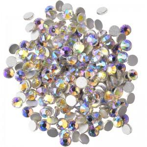 Камни для ногтей Swarovski Crystal Moonlight SS3, камни, декор, сваровски, лунный свет