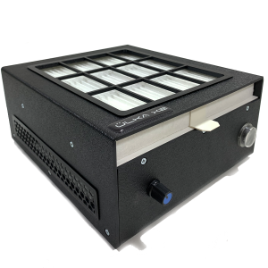 Настольная вытяжка Ulka  X2f с Хеппа фильтром черная