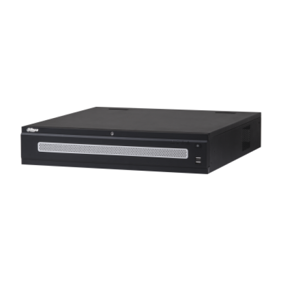 64-channel 4K network video recorder Dahua DH-NVR608-64-4KS2, 64635, DVRs,  Network engineering,Security ,DVRs, buy with worldwide shipping
