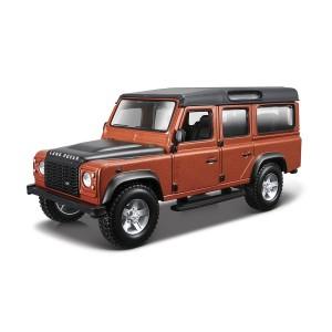 Авто-Конструктор - Land Rover Defender 110 (1:32)