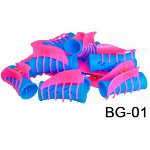 24pcs big crab curlers