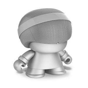 Акустика Xoopar - Grand Xboy(20 Cm, Серебристая, Bluetooth, Стерео)