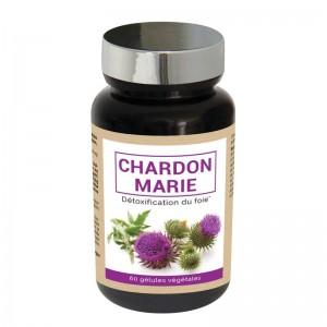 РАСТОРОПША - чистит печень и поддерживает её функции / 60 капсул - Laboratories Ineldea Chardon-Marie