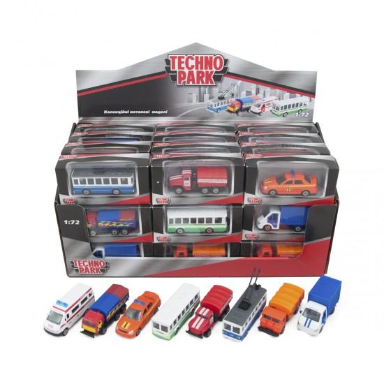 Minimodel Of Urban Transport - Technology Park, 41435, Boys,  Toys,Boys ,  buy with worldwide shipping