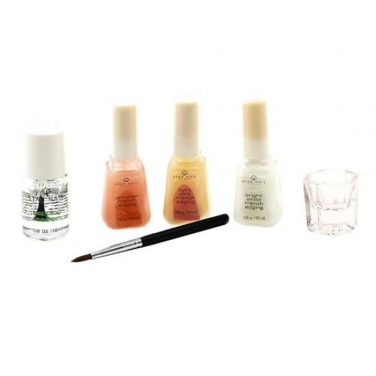Star Nail extension kit, 58769, Nails,  Health and beauty. All for beauty salons,All for a manicure ,Nails, buy with worldwide shipping