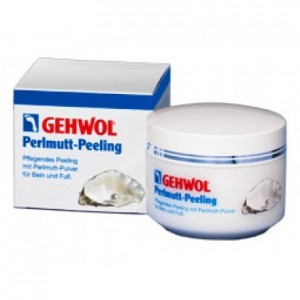 Жемчужный пилинг - Gehwol Mother-of-Pearl Scrub / Perlmutt Peeling