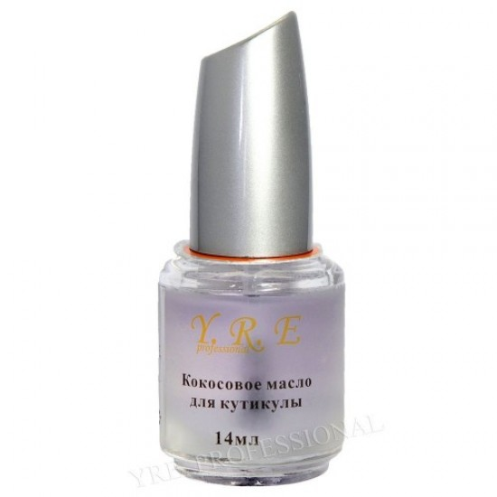 Cuticle oil 14ml in a bottle coconut, 58543, Nails,  Health and beauty. All for beauty salons,All for a manicure ,Nails, buy with worldwide shipping