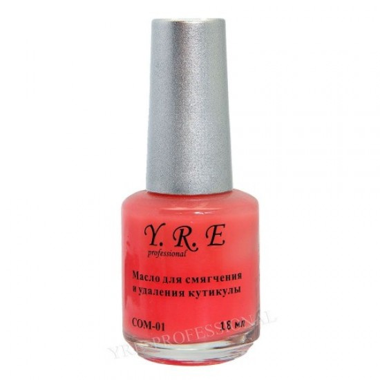 Rose oil for softening and removing cuticles 18ml, 58533, Nails,  Health and beauty. All for beauty salons,All for a manicure ,Nails, buy with worldwide shipping
