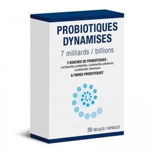 Пробиотики усиленные для повышения иммунитета и улучшения пищеварения / 60 капсул - Nutri Expert Probiotiques Dynamises