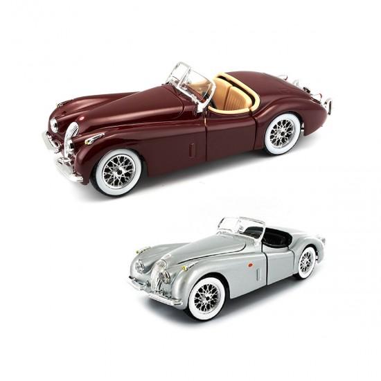 Car Model - Jaguar Xk 120 (1951) (1:24), 41425, Boys,  Toys,Boys ,  buy with worldwide shipping