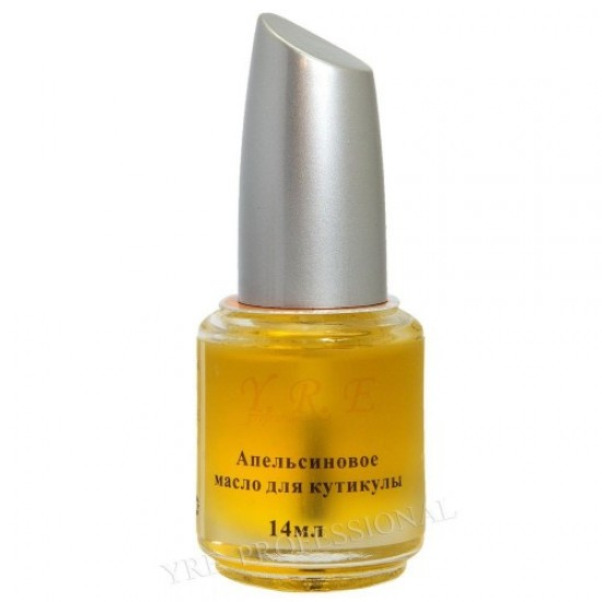 Cuticle oil 14ml in a bottle orange, 58547, Nails,  Health and beauty. All for beauty salons,All for a manicure ,Nails, buy with worldwide shipping