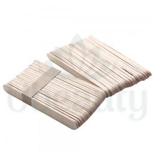 Шпатель деревянныйдля депиляции, 50 шт