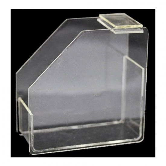 The container for forms is transparent, 58708, Nails,  Health and beauty. All for beauty salons,All for a manicure ,Nails, buy with worldwide shipping