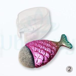 Кисть, Щетка, Сметка, форма Рыбка №2