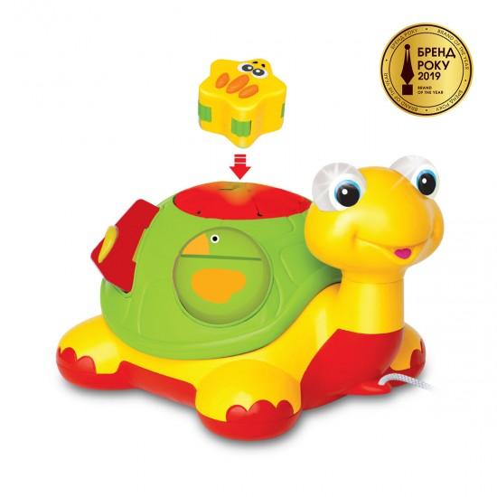 Gurney-Sorter-Turtle-Znayka (In Ukrainian), 41457, Kids,  Toys,Kids ,  buy with worldwide shipping