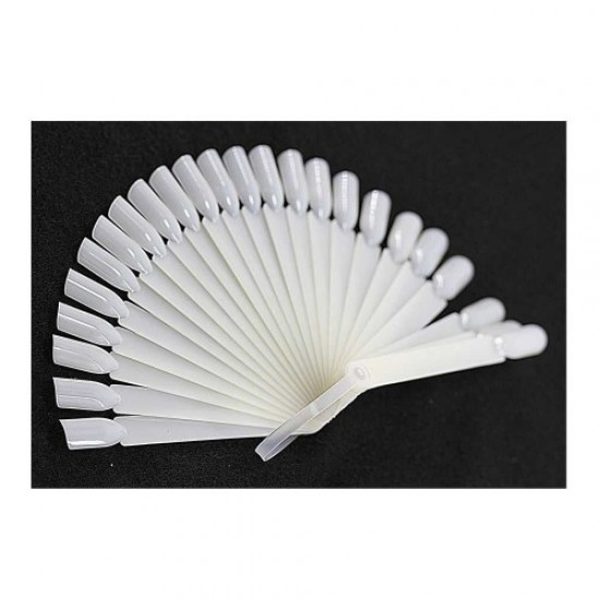Sample plate 24pcs (matte fan), 58745, Nails,  Health and beauty. All for beauty salons,All for a manicure ,Nails, buy with worldwide shipping