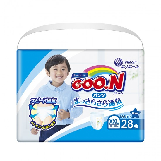 Goo diaper panties.N boys collection 2019 (XXL, 13-25 kg), 41466, Moms,  Toys,Moms ,  buy with worldwide shipping