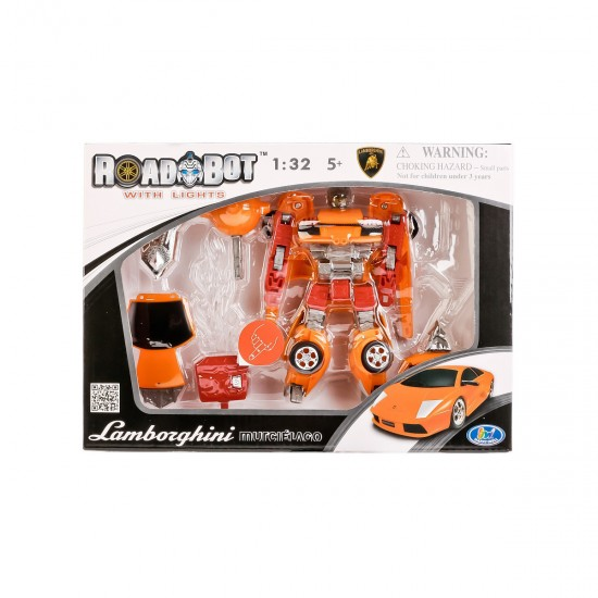 Robot-Transformer - Lamborghini Murcielago (1:32), 41439, Boys,  Toys,Boys ,  buy with worldwide shipping