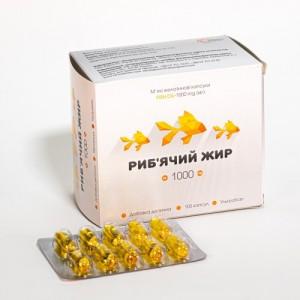 Рыбий жир УльтраКап 1000 мг №100 1340 мг. Источник омега-3 полиненасыщенных жирных кислот.