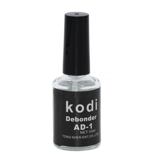Kodi AD-1 Debonder 10мл, 58465, Nails,  Health and beauty. All for beauty salons,All for a manicure ,Nails, buy with worldwide shipping