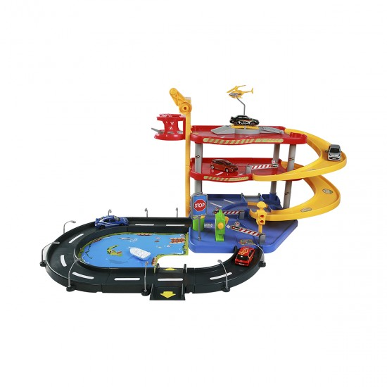 Game Set-Garage Level 3 (1:43), 41421, Boys,  Toys,Boys ,  buy with worldwide shipping