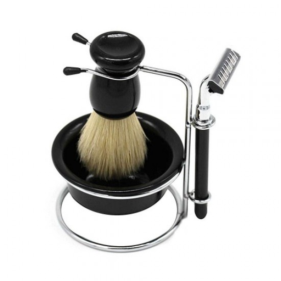 Mens shaving kit, 58488, Hairdressers,  Health and beauty. All for beauty salons,All for hairdressers ,Hairdressers, buy with worldwide shipping