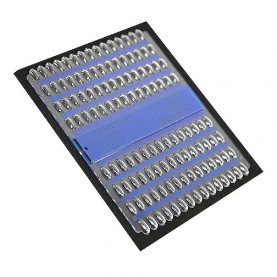 Tablet for samples of 120 colors (blue/color card), 58746, Nails,  Health and beauty. All for beauty salons,All for a manicure ,Nails, buy with worldwide shipping