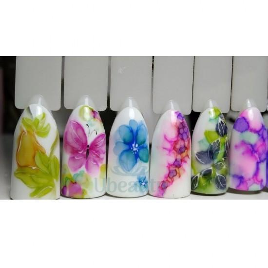 Аквабаза для ногтей Ubeauty, Ubeauty-AG-12, Базы и Топы,  Все для маникюра,Базы и Топы ,  купить в Украине