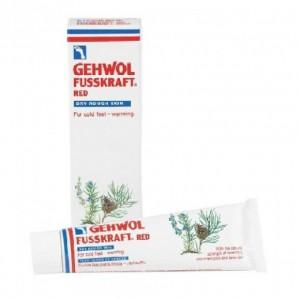 Красный бальзам для сухой кожи - Gehwol Fusskraft Rot / Dry Rough Skin