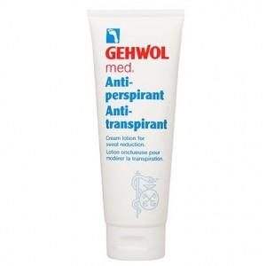Крем-лосьон Антиперспирант - Gehwol Anti-Transpirant