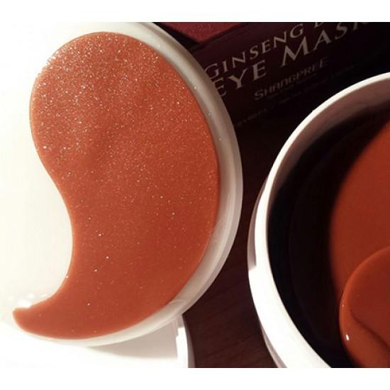Shangpree Ginseng Berry Eye Mask 1.4g*60ea Wrinkles Puffiness Dark Circle Care купить в Украине