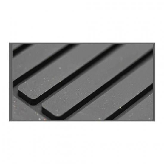 Rubber Mat Barber L-20 (35 * 24cm), 58512, Hairdressers,  Health and beauty. All for beauty salons,All for hairdressers ,Hairdressers, buy with worldwide shipping