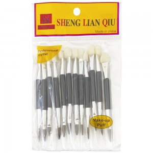 A set of 12 applicator brushes, ALN