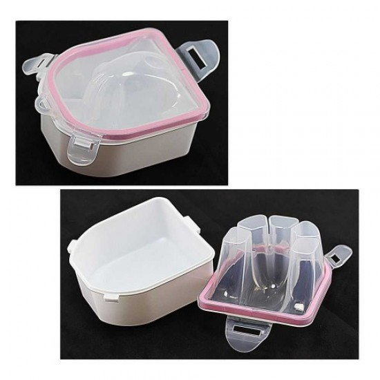 Double manicure bowl G78, 58770, Nails,  Health and beauty. All for beauty salons,All for a manicure ,Nails, buy with worldwide shipping
