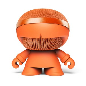 Акустика Xoopar - Xboy Glow (12 Cm, Оранжевая, Bluetooth, Стерео, С Mp3-Проигрывателем С Sd-Карты)