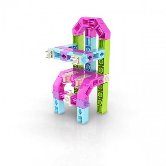 Constructor Of The Inventor Princess Series 5 In 1, 41915, Girls,  Toys,Girls ,  buy with worldwide shipping