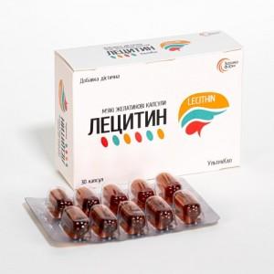 Лецитин УльтраКап №30