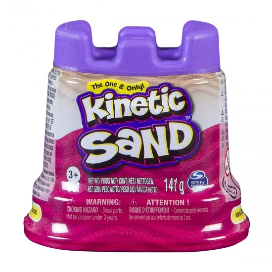 Sand For Childrens Creativity-Kinetic Sand Mini Fortress (Pink), 41410, Boys,  Toys,Boys ,  buy with worldwide shipping