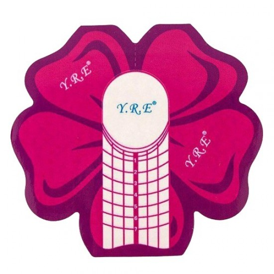 Raspberry shape 300pcs (flower), 58630, Nails,  Health and beauty. All for beauty salons,All for a manicure ,Nails, buy with worldwide shipping