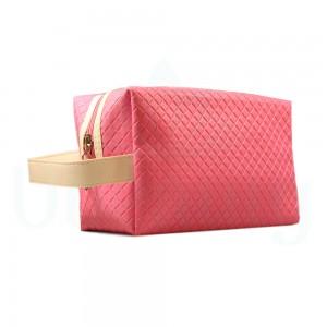 Косметичка пенал, органайзер для инструментов, цвет розовый