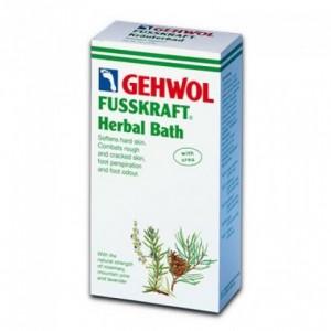 Травяная ванна от потливости ног - Gehwol Fusskraft Krauterbad / Herbal Bath