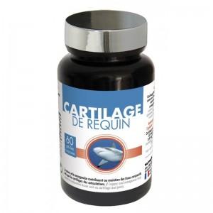 Акулий хрящ - для суставов / 60 капсул - Laboratories Ineldea Cartilage de Requin