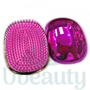 Hairbrush massager silicone shell