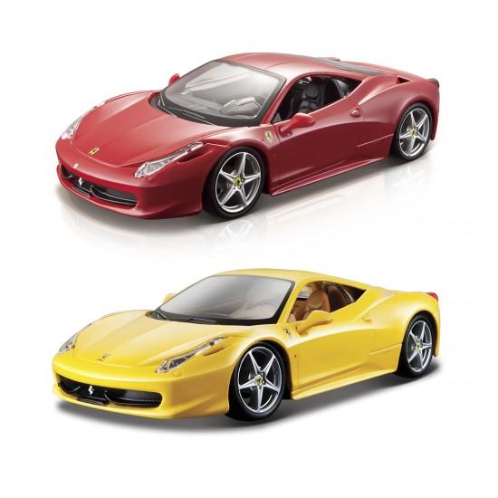 Car Model-458 Italia (1:24), 41388, Boys,  Toys,Boys ,  buy with worldwide shipping