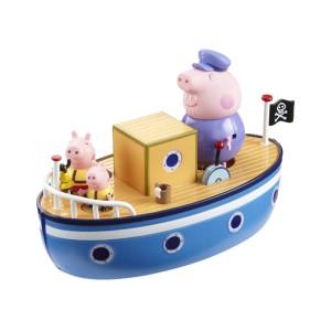 Игровой Набор Peppa - Морское Приключение