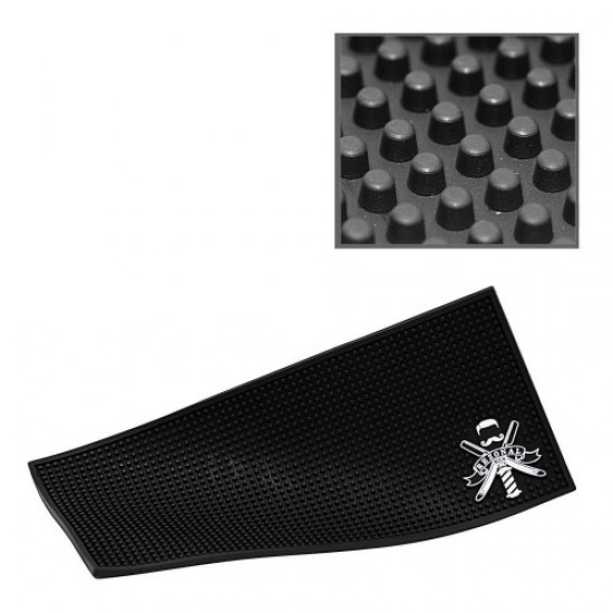 Rubber Mat Barber REZONAL (45cm*20cm*0.7 cm*), 58509, Hairdressers,  Health and beauty. All for beauty salons,All for hairdressers ,Hairdressers, buy with worldwide shipping