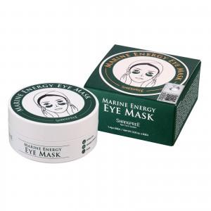 Patches under the eyes of Shangpree Marine Energy Eye Mask 1.4g x 60pc.